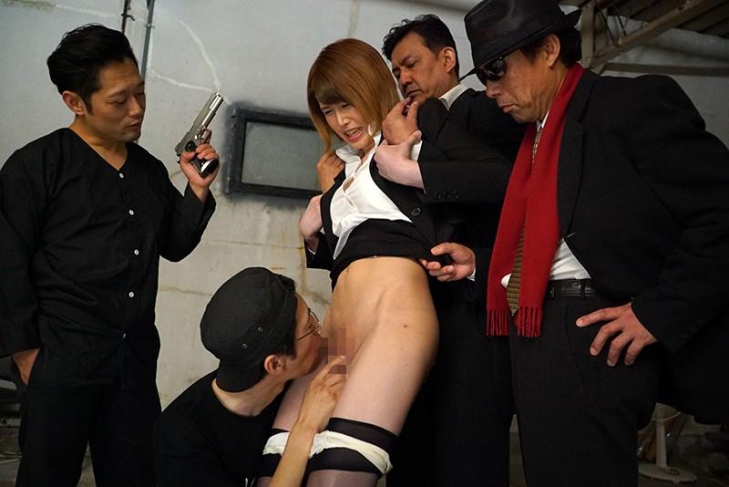 椎名みうの女捜査官フェラ