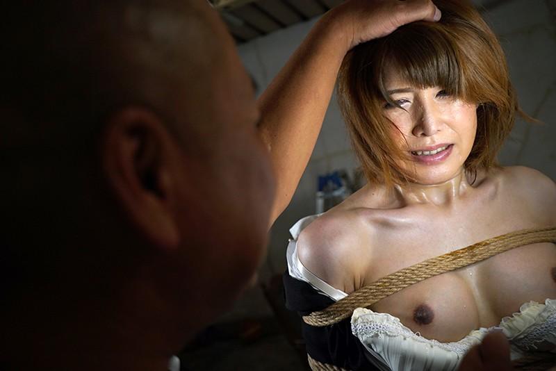 椎名みうの女捜査官拘束