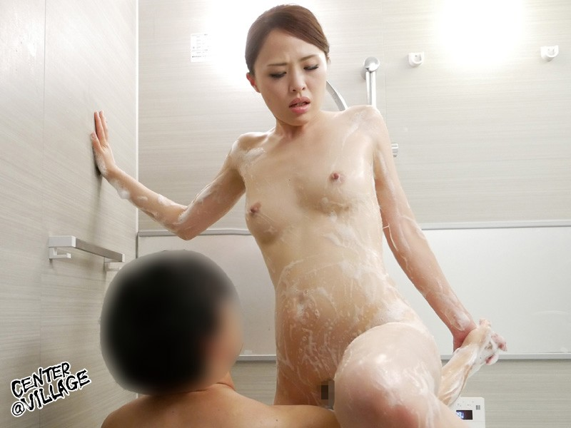 宮沢優里の洗体