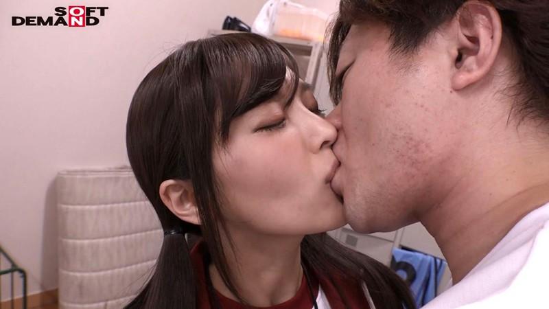 久留木玲のキス