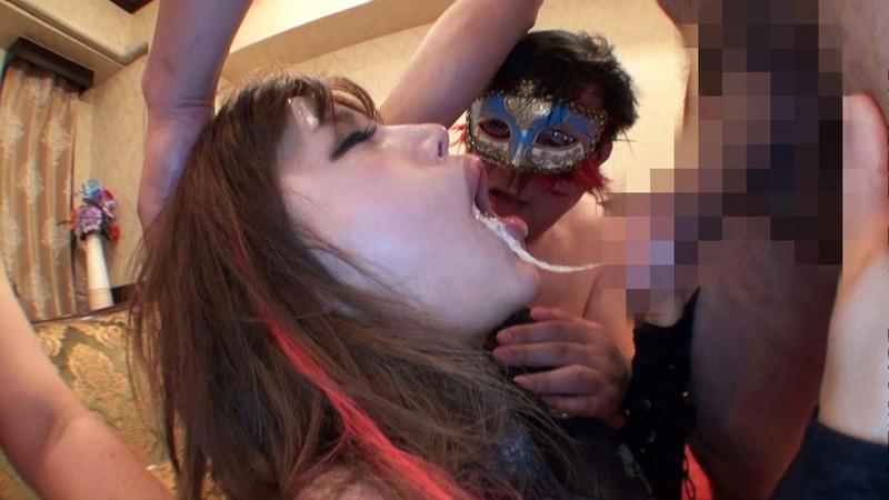 唾液のエロ画像